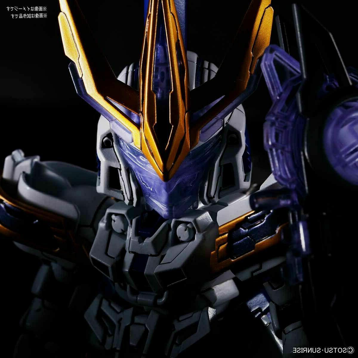 Bandai Hobby Sangoku Xiahou Gundam Kit USA