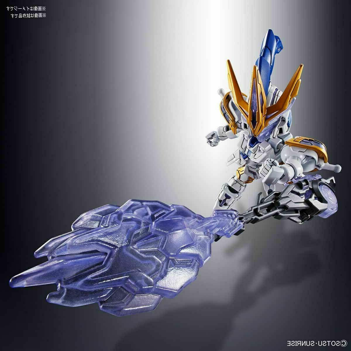 Bandai Sangoku Xiahou Dun Tallgeese Gundam SD Kit USA