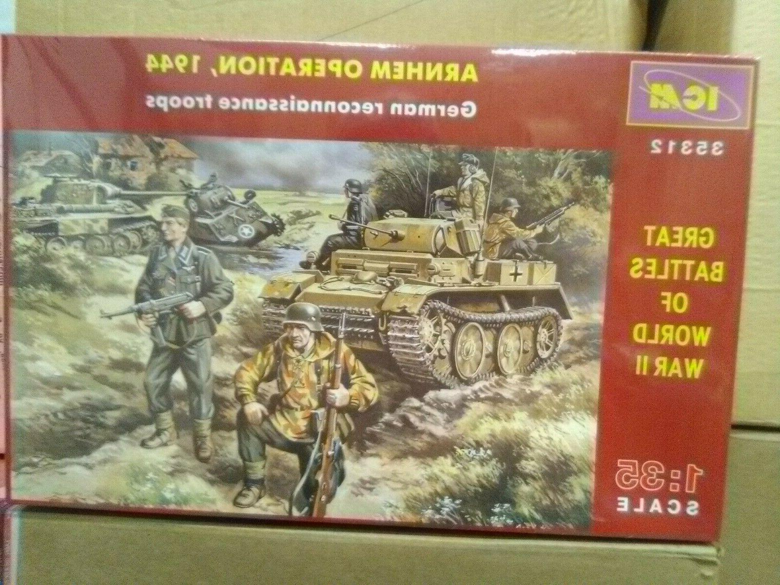 icm arnhem operation 1944 german troops model