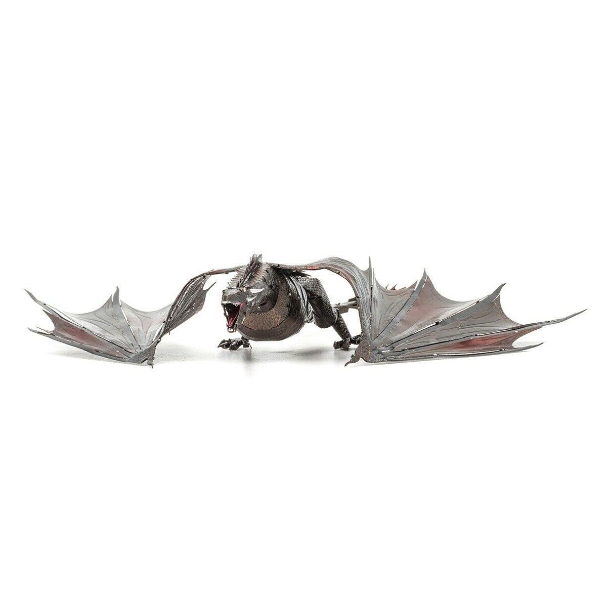 Fascinations ICONX Thrones DROGON Metal Model ICX124