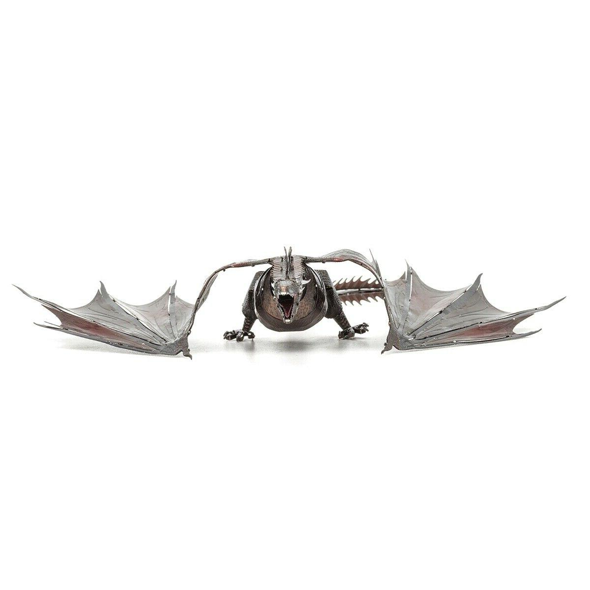 Fascinations ICONX of Thrones DROGON 3D Metal ICX124
