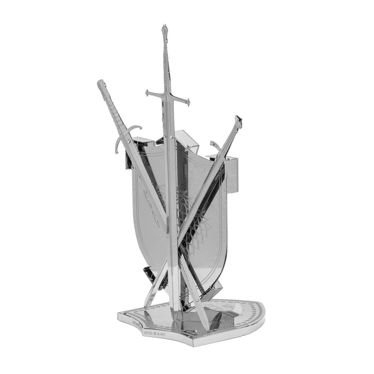 Fascinations Game Thrones HOUSE 3D Kit