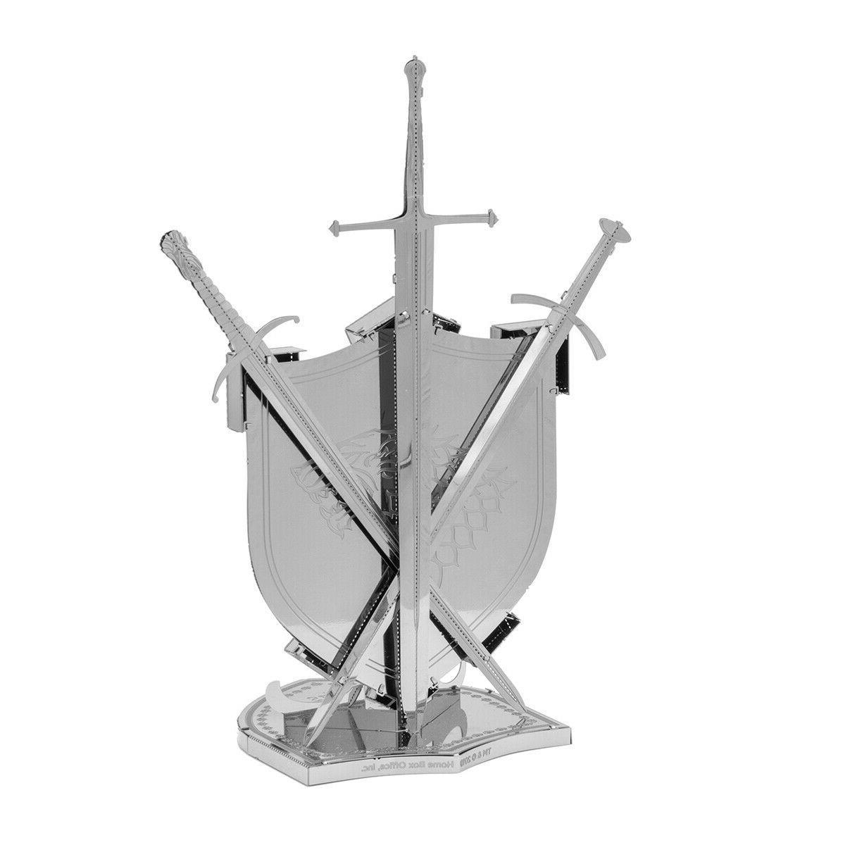 Thrones 3D Model Kit