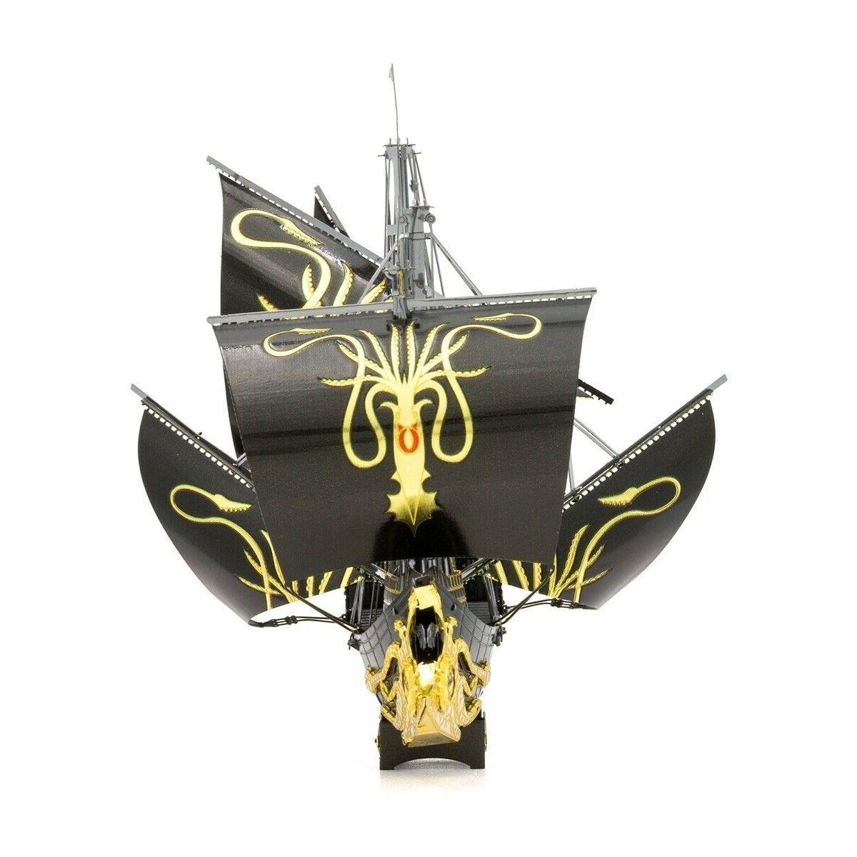 Fascinations Game Thrones 3D Metal Model Kit ICX126