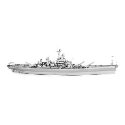 Fascinations USS Missouri BB-63 Metal ICX111