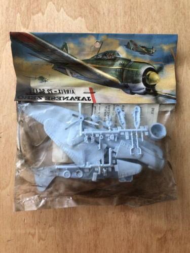 japanese zero 1 72 scale model kit
