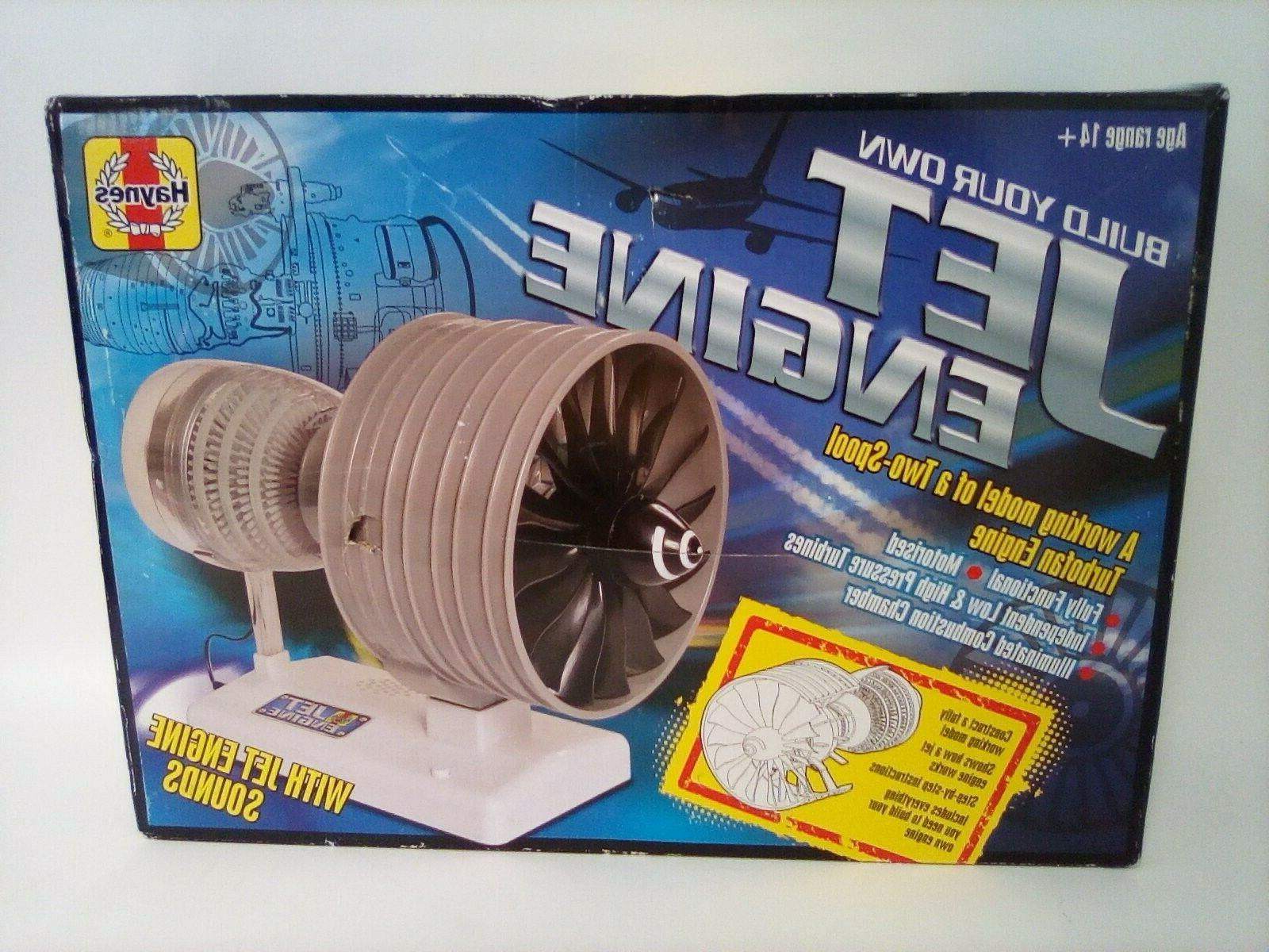 jet engine stem project build your own