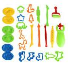Kids Play Dough Tools Set Toy Educational Plasticine Mold Mo