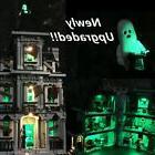 LED Light Up Kit Haunted Mansion House Building Model Kit Ha
