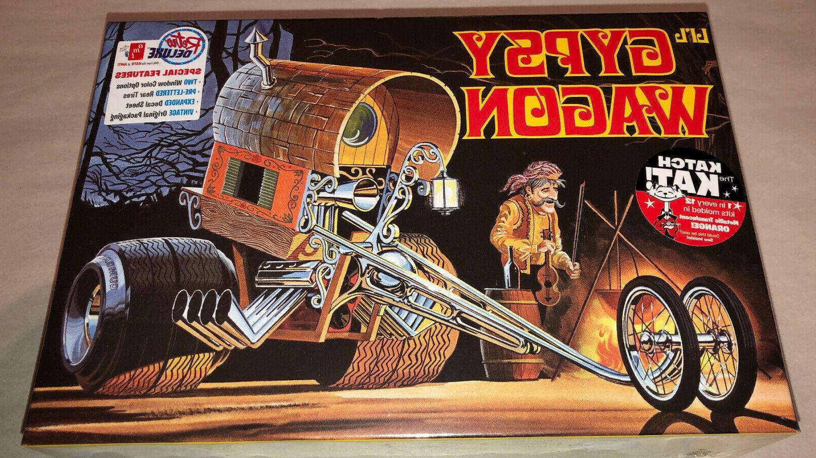 li l gypsy wagon 1 25 scale