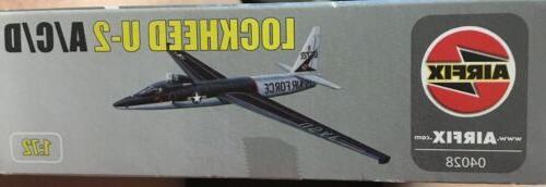 AIRFIX LOCKHEED U-2 A/C/D 04028 KIT F/S
