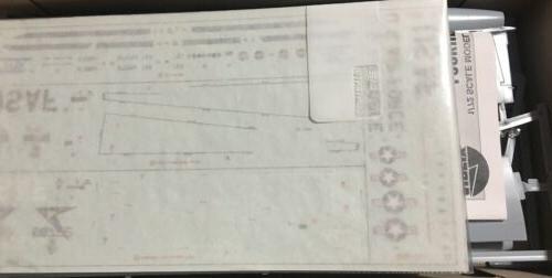 AIRFIX LOCKHEED U-2 A/C/D 04028 F/S