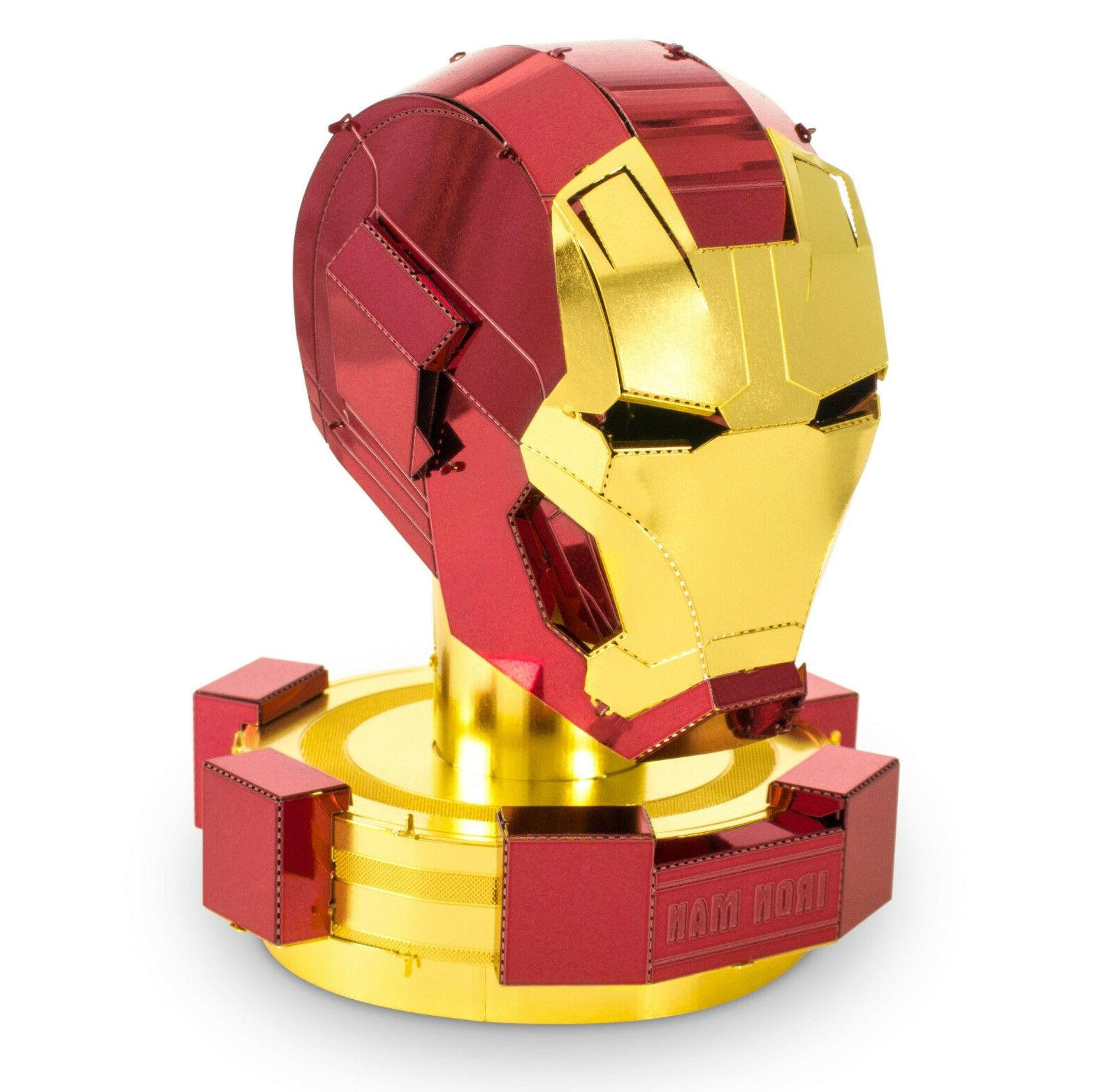 Fascinations Metal Earth 3D Laser Cut Steel Model Kit Marvel