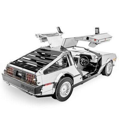 Fascinations 3D DeLorean