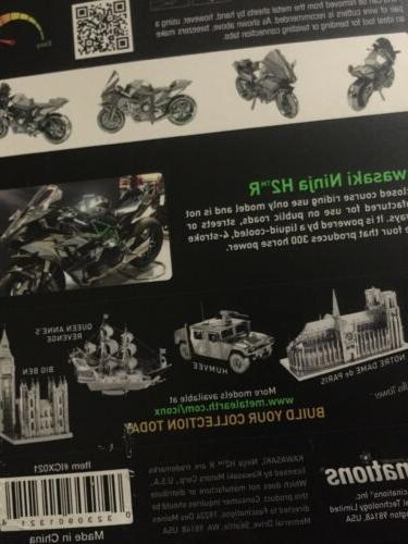 Kawasaki 3D Kit
