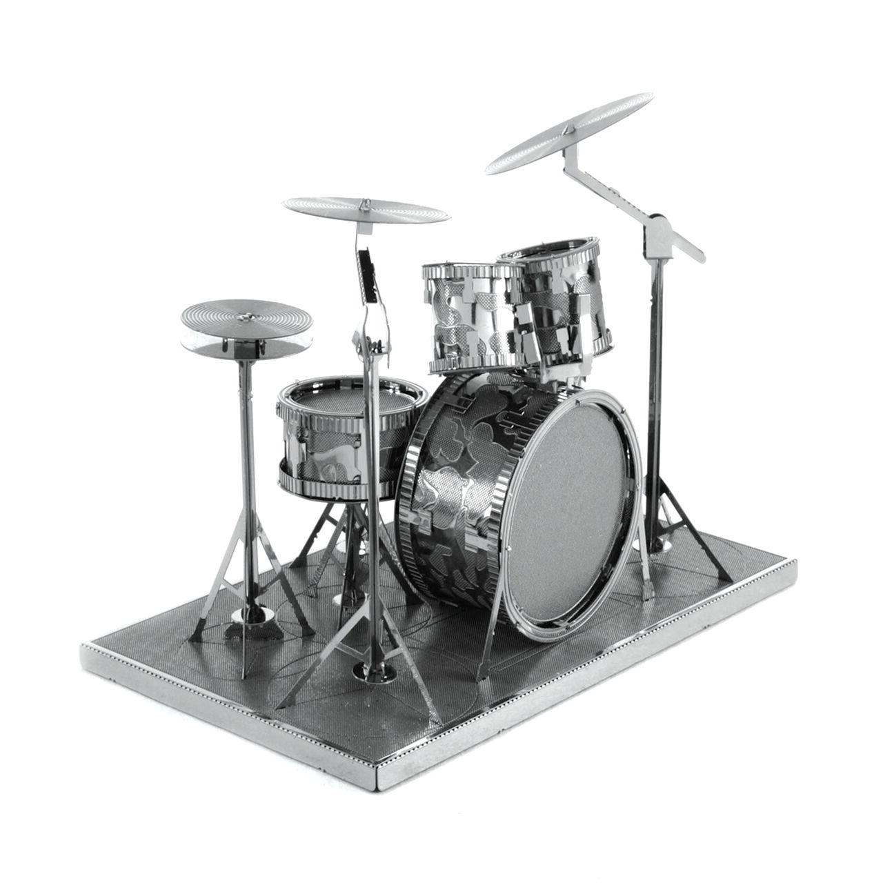 Fascinations Metal Earth Drum Cut Kit