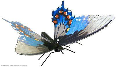 Fascinations Metal Earth Pipevine Swallowtail Butterfly 3D L