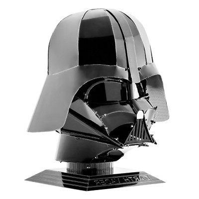 Fascinations Metal Earth Star Wars Darth Vader Helmet 3D Met