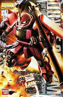 MG 1/100 Bandai - MS-06S CHAR'S ZAKU II Ver 2.0 Model Kit