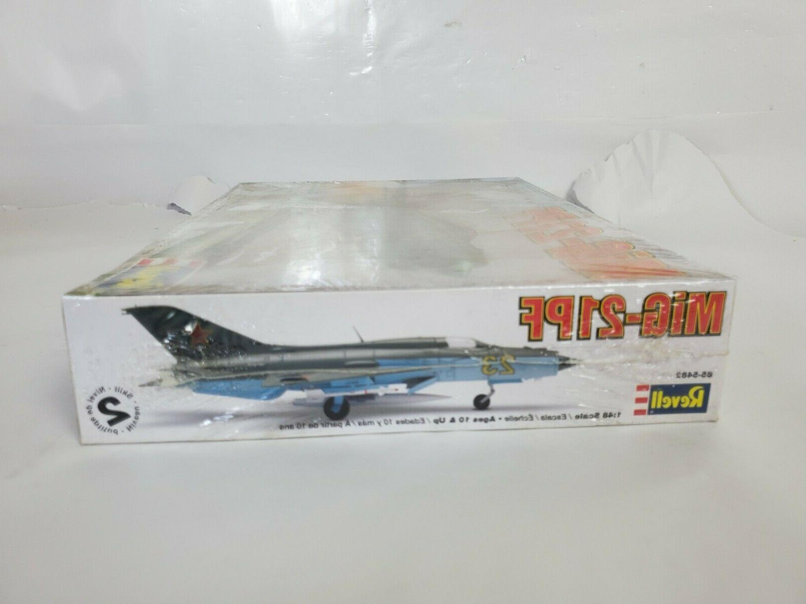 Revell MiG-21PF Scale 85-5482