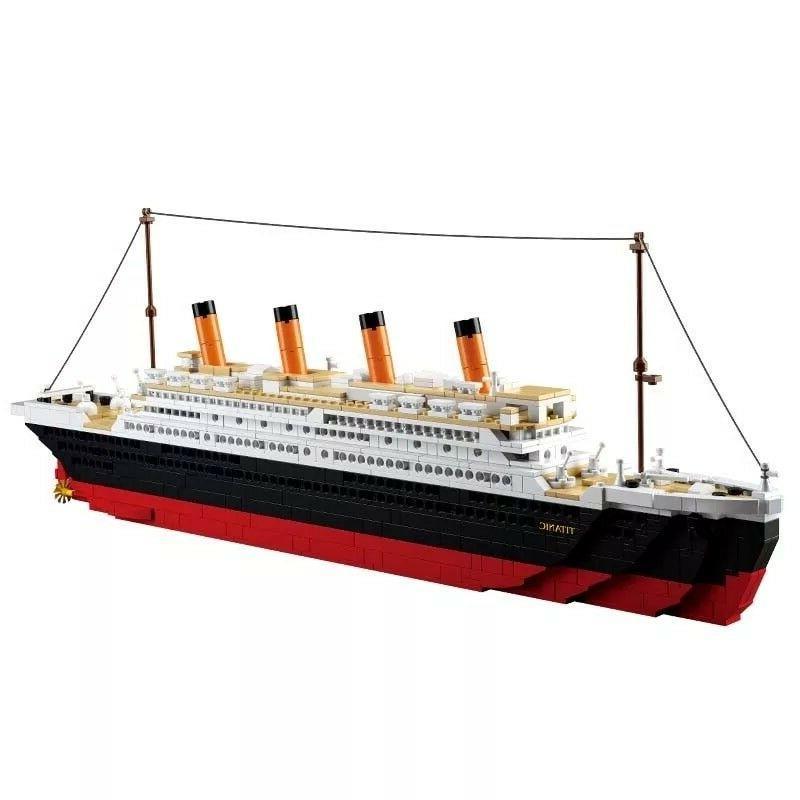 Model Building Kits Titanic 3D Building Hobbie