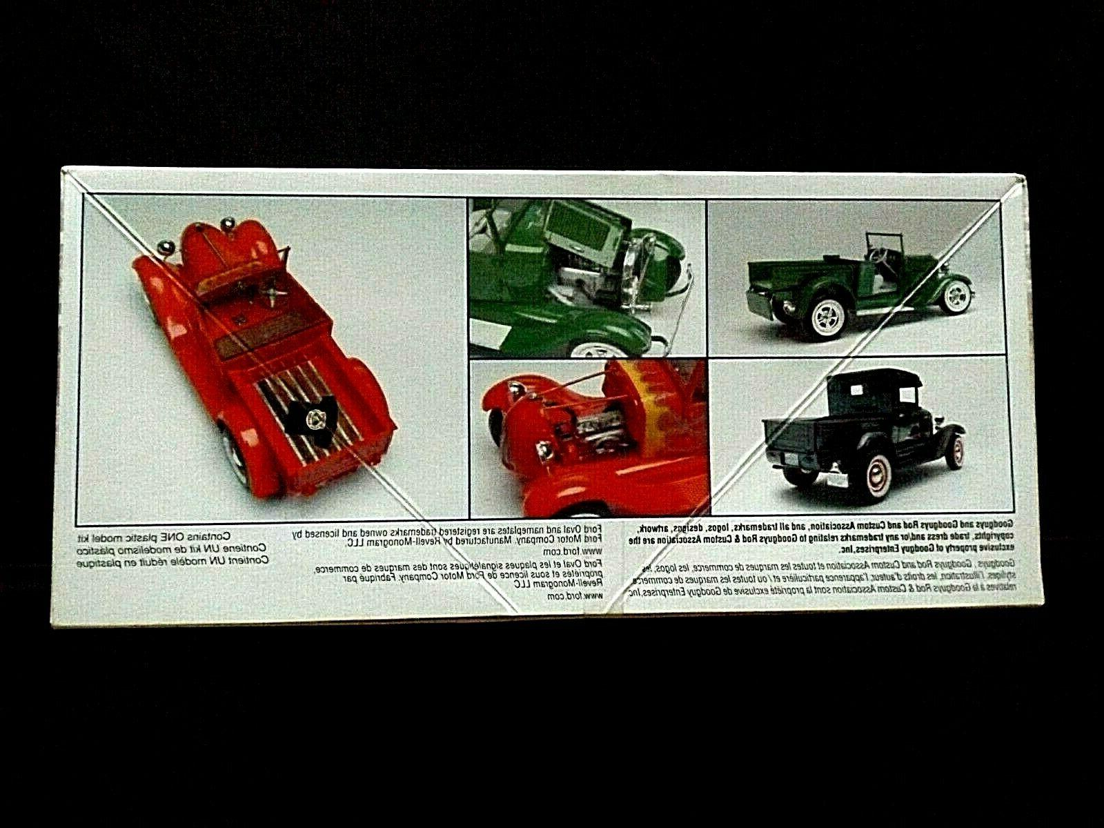 Model Kit 1929 Pickup 3n1 Kit Revell Goodguy's Rod