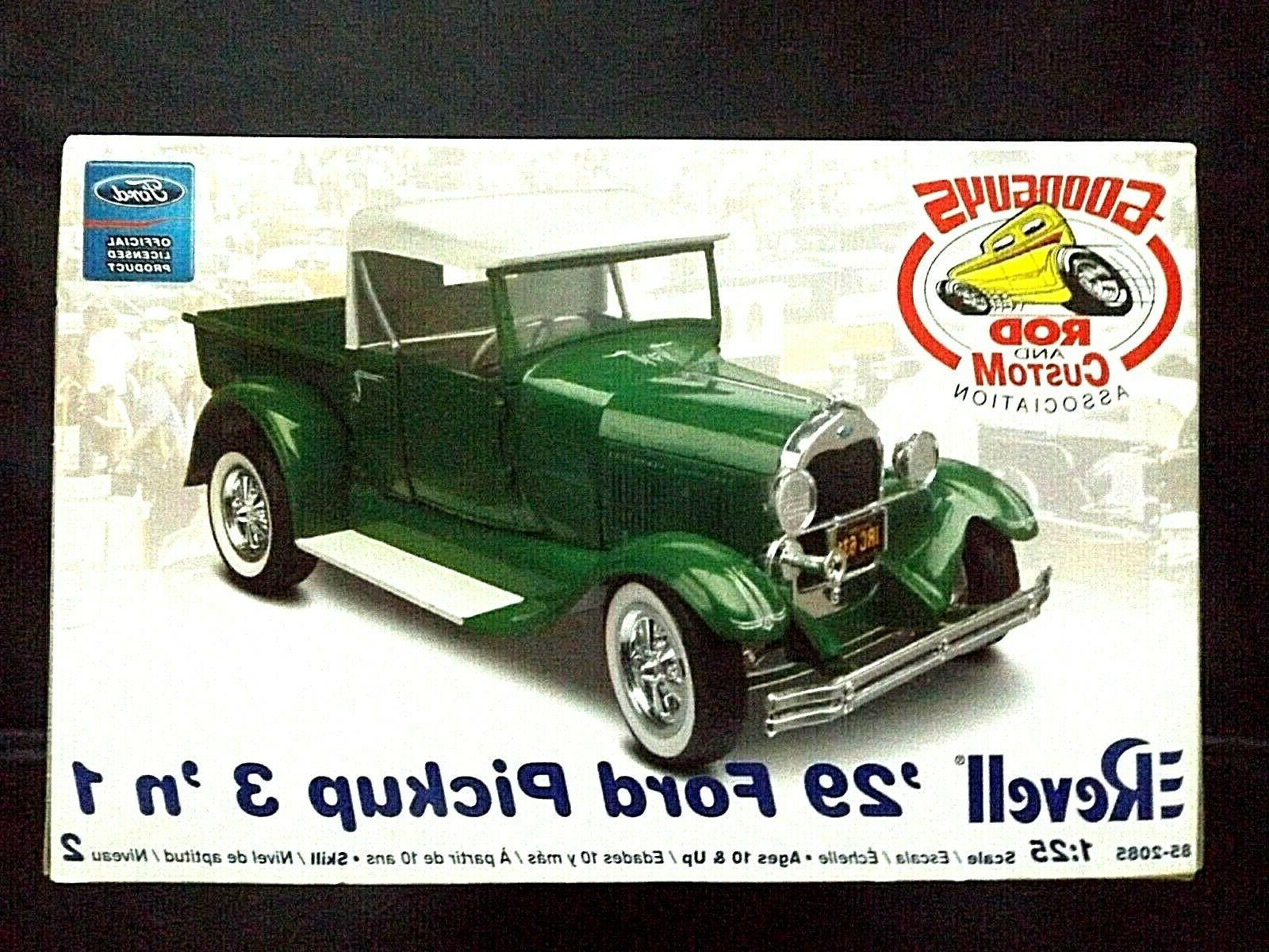 Model Kit Pickup Goodguy's & 1:25