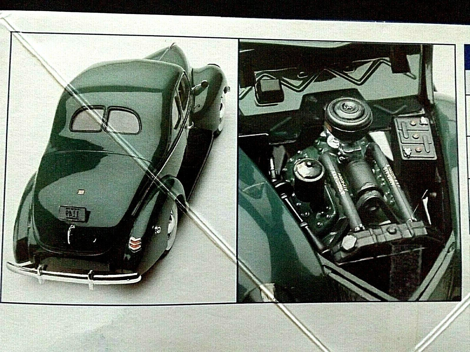 Standard Coupe Revell 1:25 Skill Level
