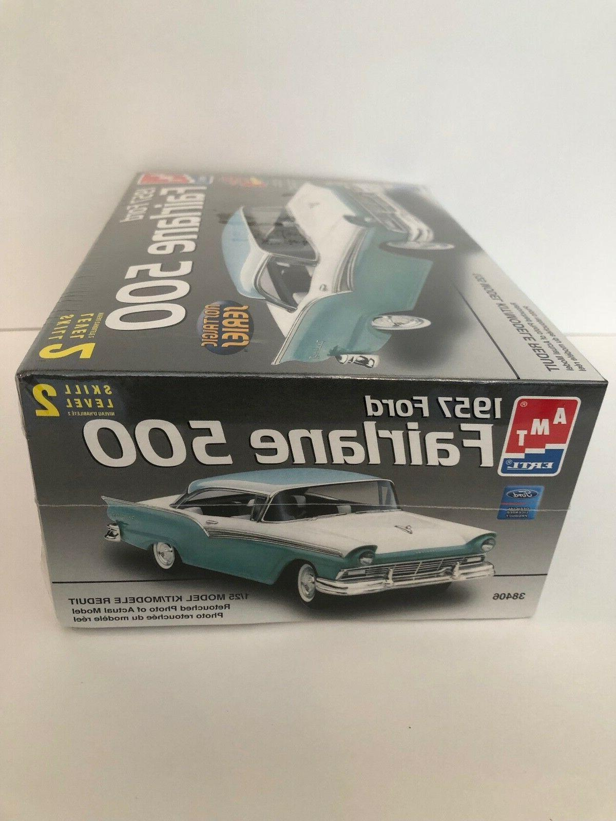 Model Kit Fairlane AMT Series 1:25