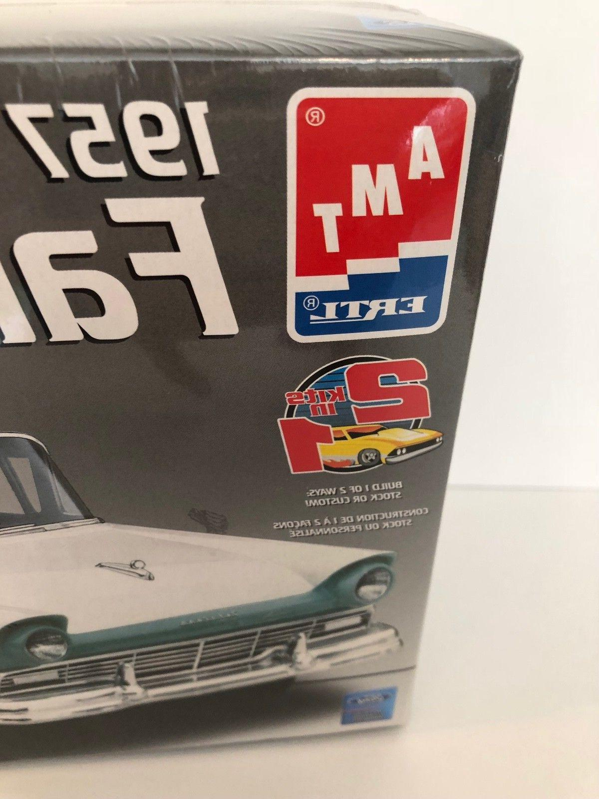 Model Ford Fairlane AMT Nostalgic Series MIB