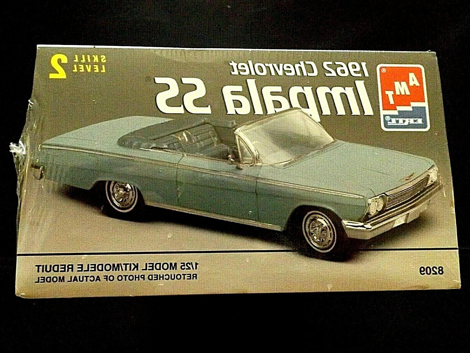 Model Impala SS 409 Kit AMT 1:25