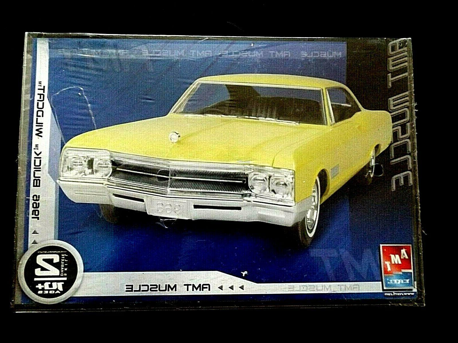 model kit 1966 buick wildcat 1 24