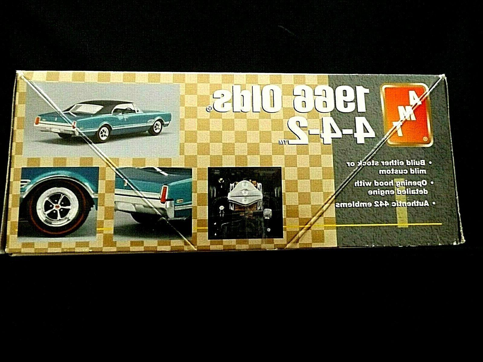 Model 1966 4-4-2 2n1 AMT 1:25