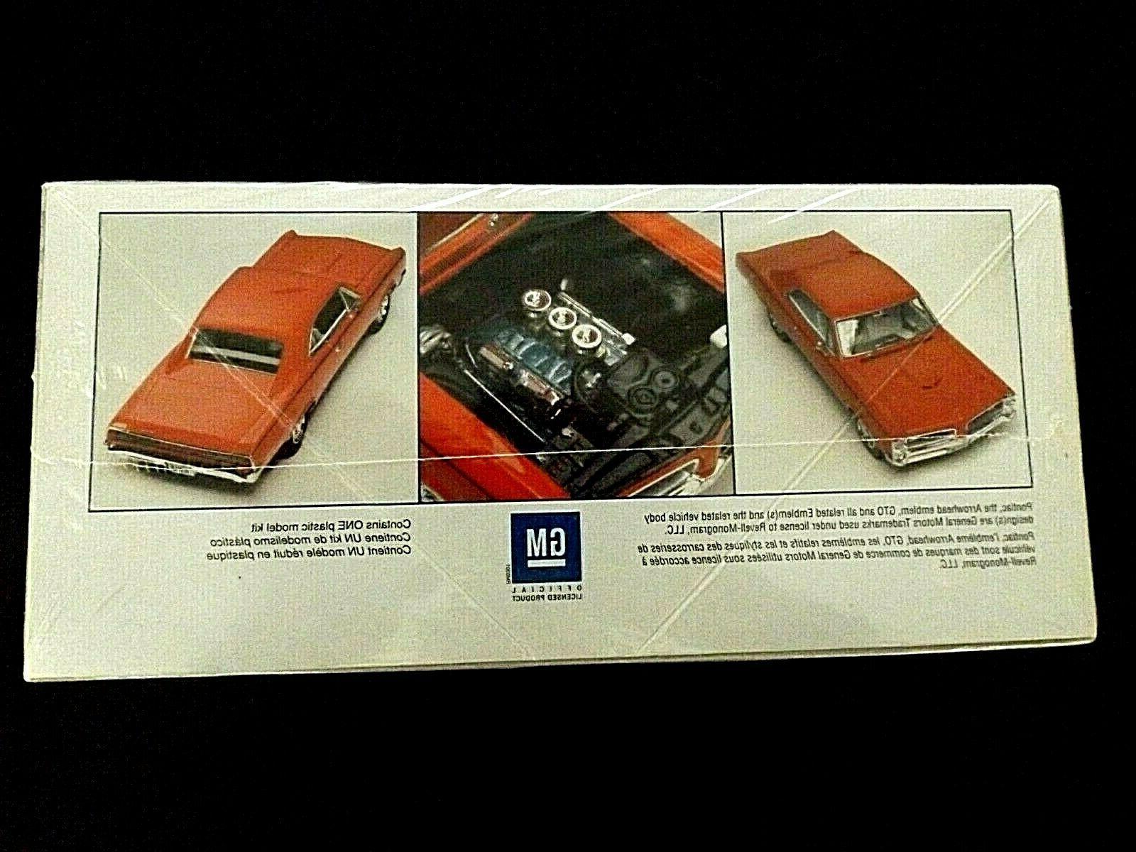 Model Kit GTO