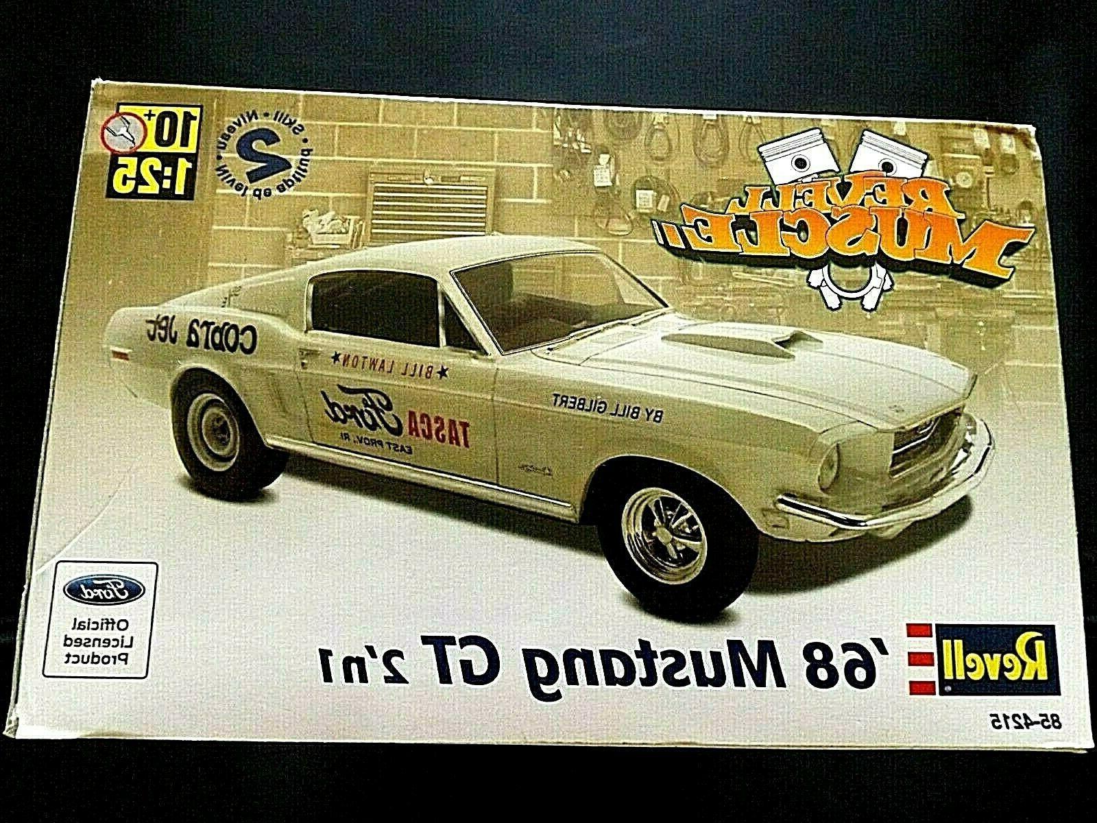 Model Kit Ford 2n1 1:25
