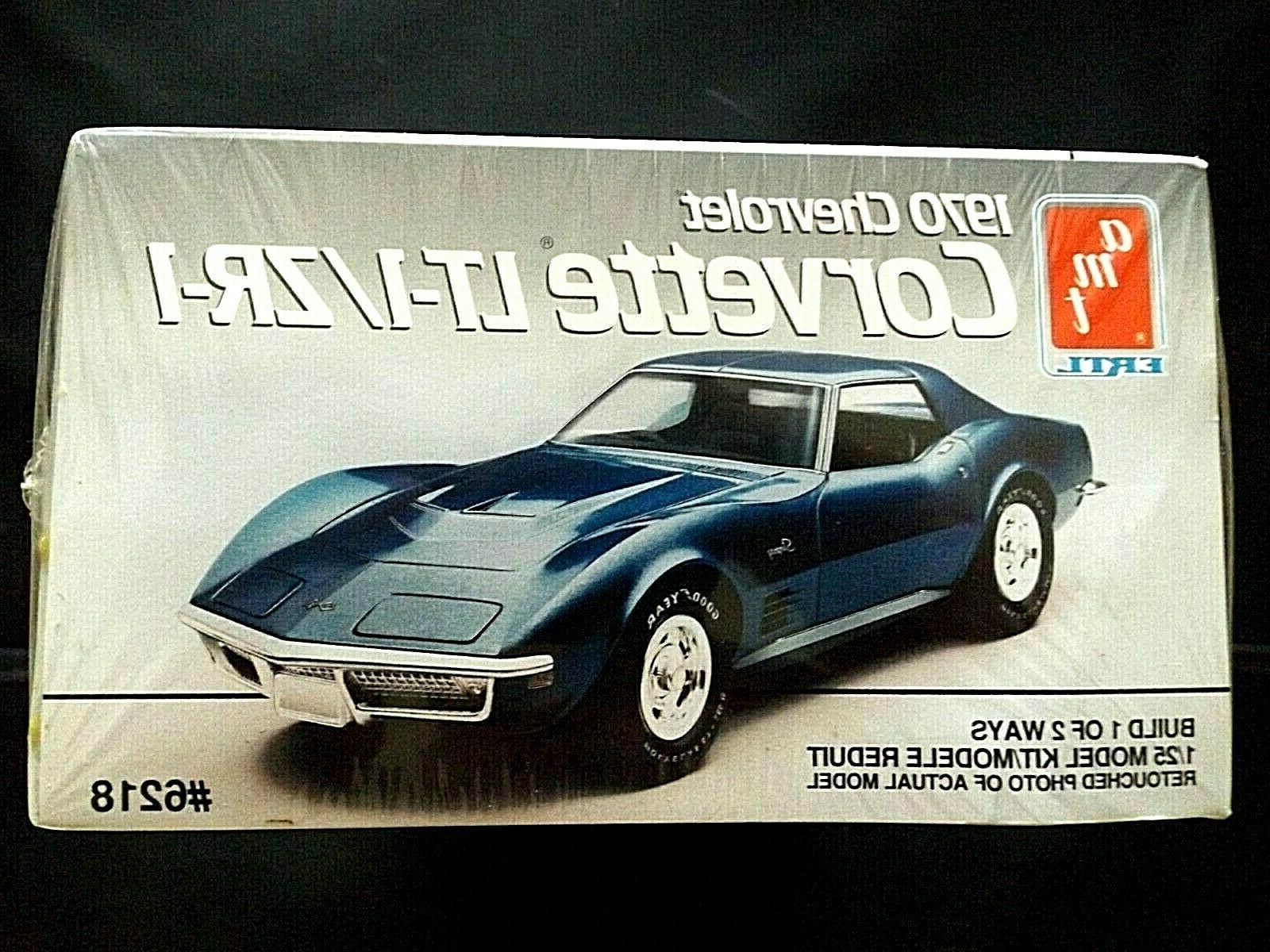 Model Kit 1970 Corvette LT-1 or ZR-1 2n1