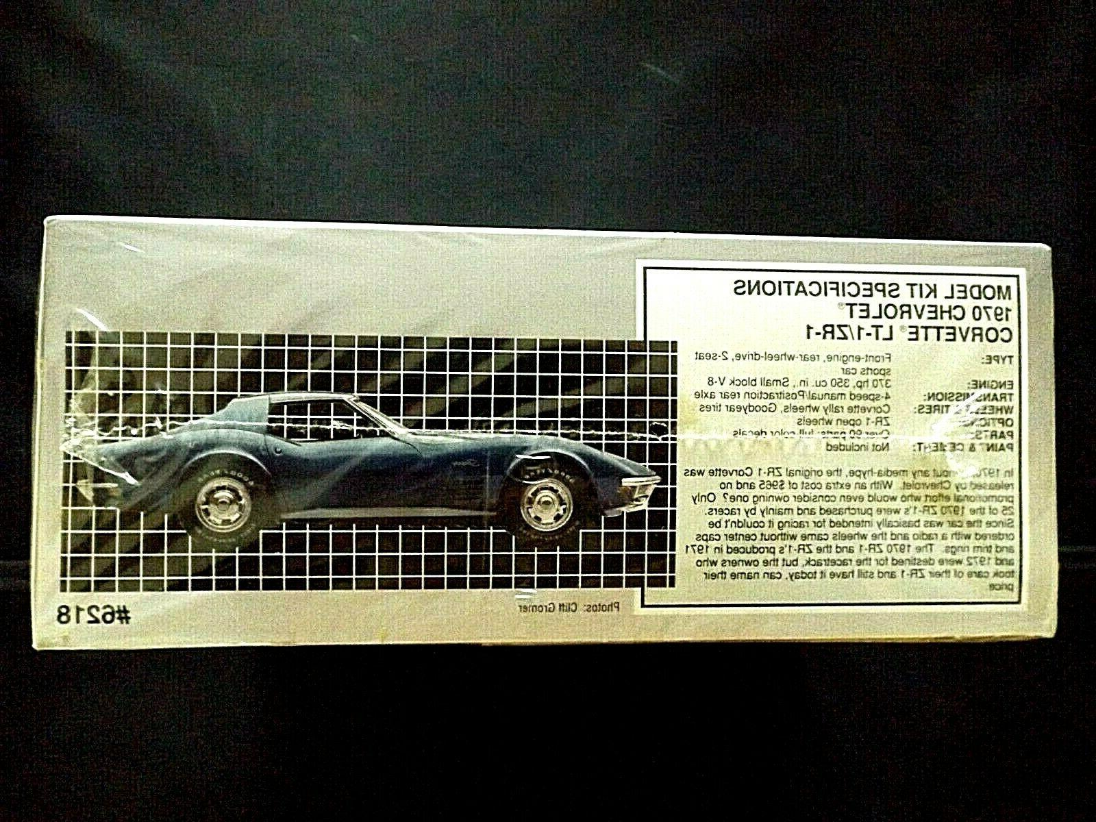 Model 1970 Chevrolet Corvette LT-1 2n1 Kit