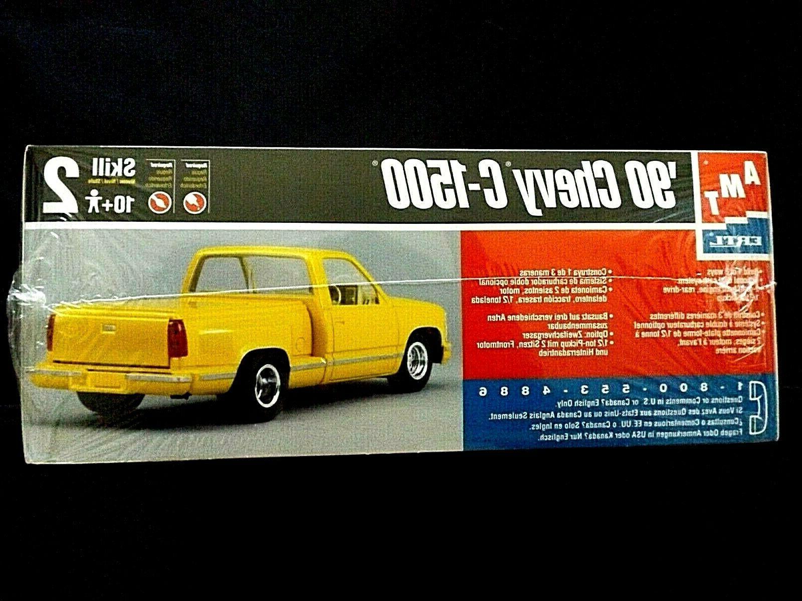 Model Chevrolet C-1500 Pickup Truck 3n1 Kit 1:25