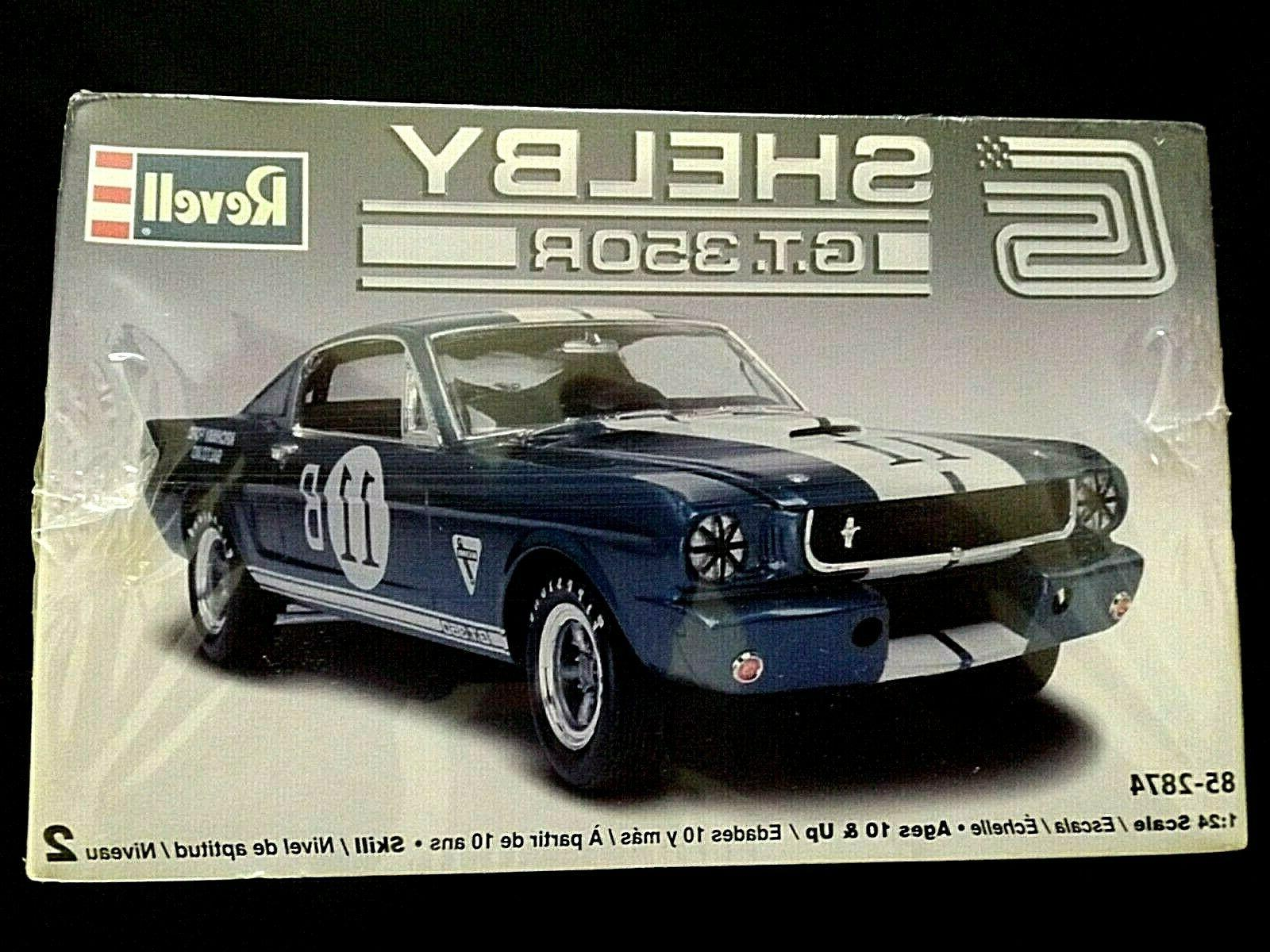 Model Kit Ford Shelby 1:24