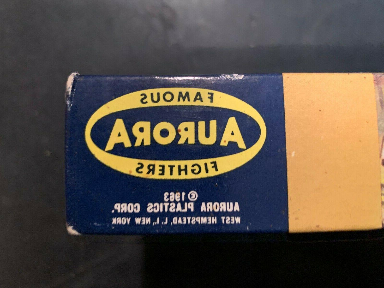 Aurora Model Kit U.S. Army 8in Howitzer 1/4 Scale Rare