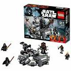 Model_kits Lego Star Wars The Birth of Darth Vader 75183 101
