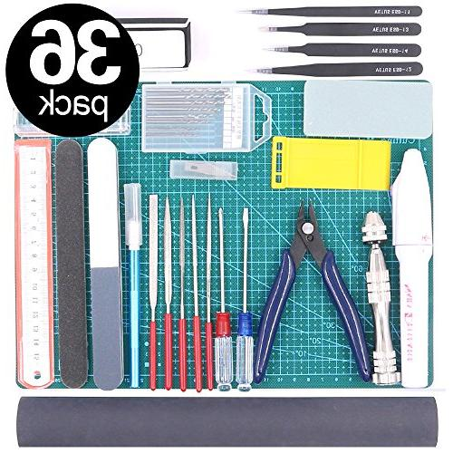 modeler basic tools craft set