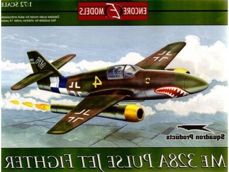 models 72101 me 328a pulse jet fighter