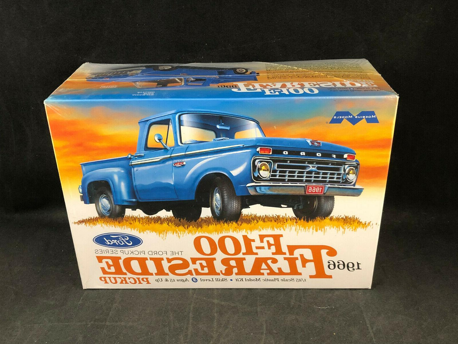 moebius 1966 f 100 flareside pickup 1