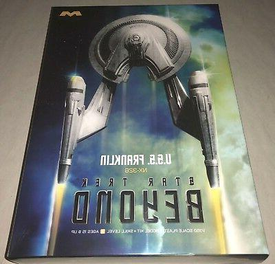 Moebius Star Trek Beyond USS Franklin 1/350 scale model kit