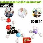 Molecular Model Set Chemistry Science Atom Atomic Molecules