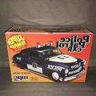 MPC Round 2 1:25 Model Kit Police Patrol Car Super Snap Kit