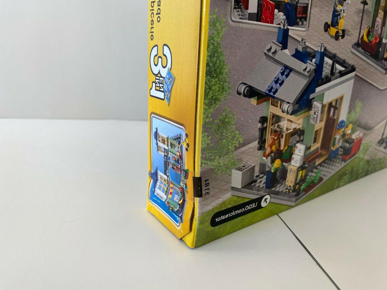 New Lego Creator In 1 Toy Grocery Shop 31036 Factory Sealed