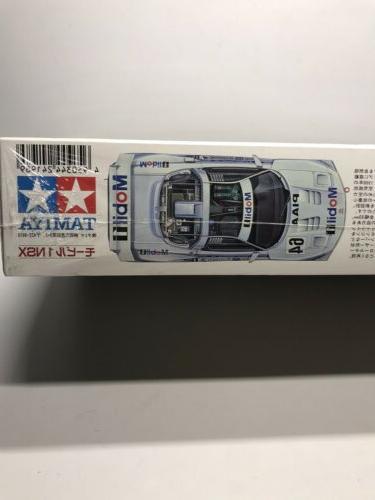 NEW 1/24 Mobil Honda NSX 1998 Model Kit
