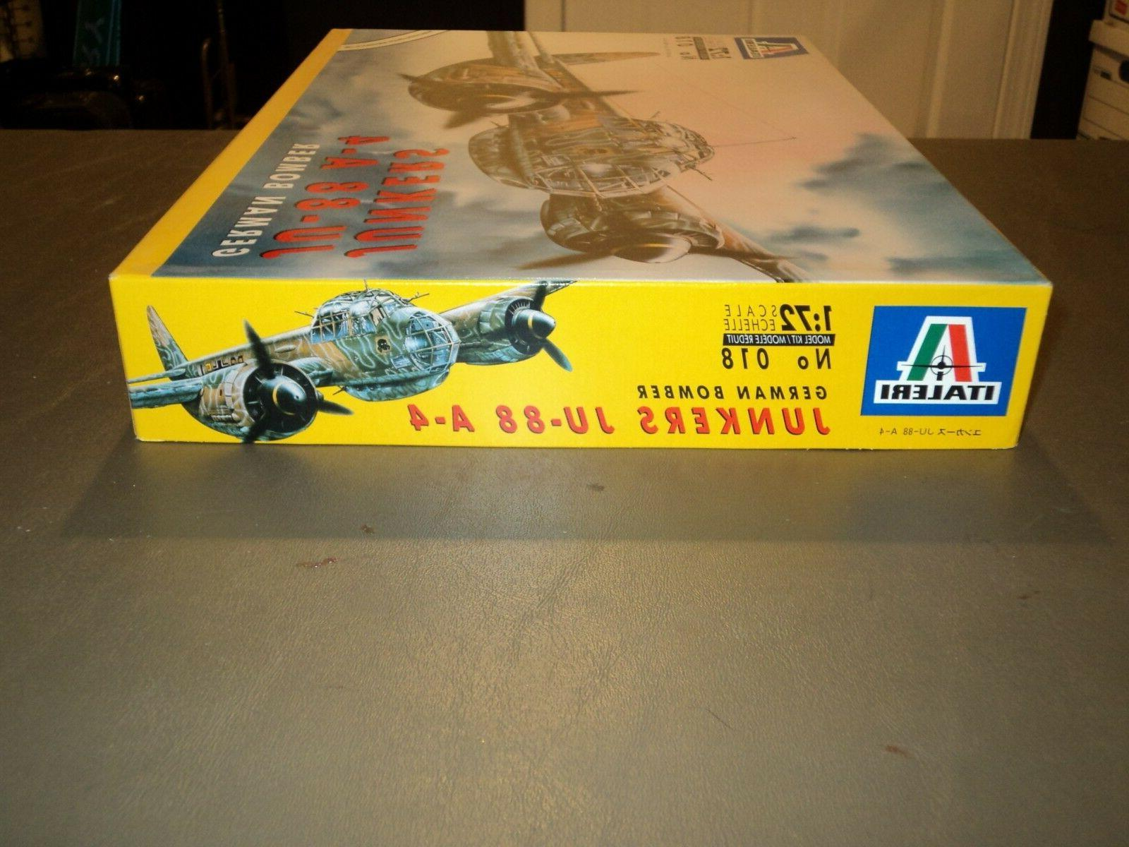 NEW A-4 1:72 Airplane Model Kit